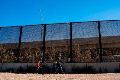 Rio Grande Border Wall