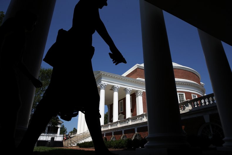 University of Virginia 2017