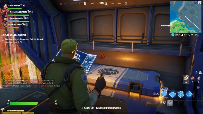 fortnite shield chest