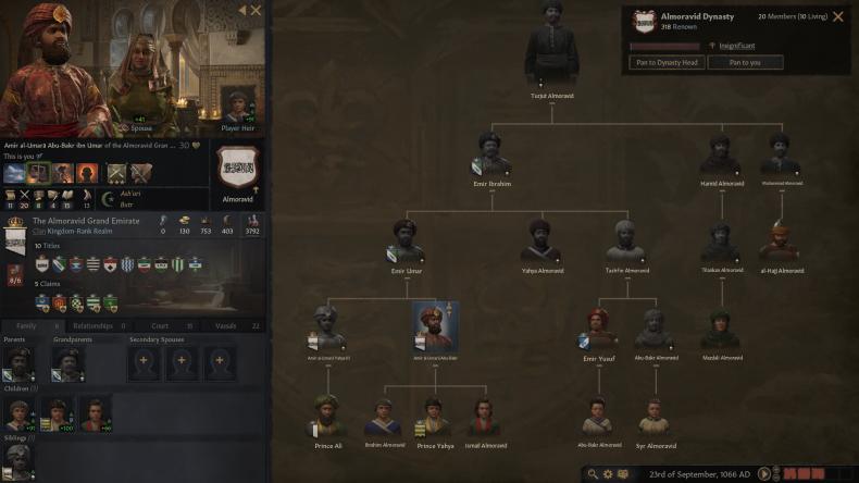 crusader kings 3 lineage