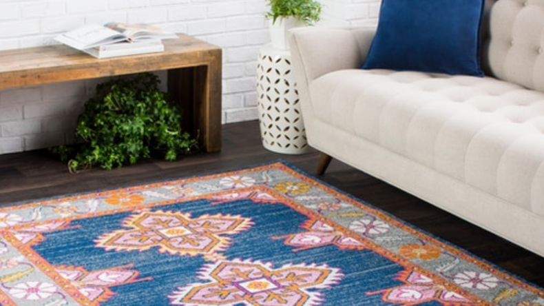Newsweek Amplify - Living Room Area Rugs