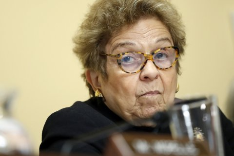 Florida Rep Donna Shalala head shot
