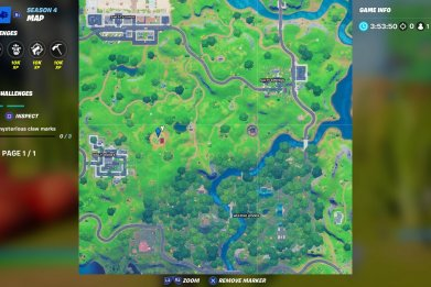 fortnite ant manor location
