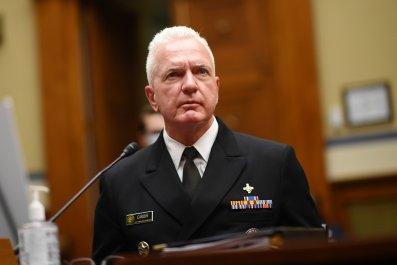 Admiral Brett Giroir, coronavirus, covid19, getty