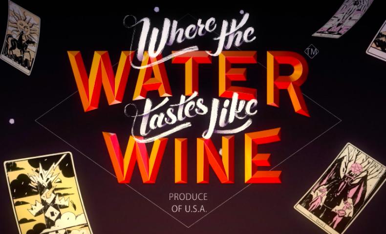Where the Water Tastes Like Wine Game