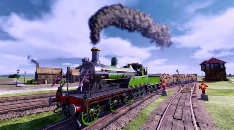 Railway Empire Game