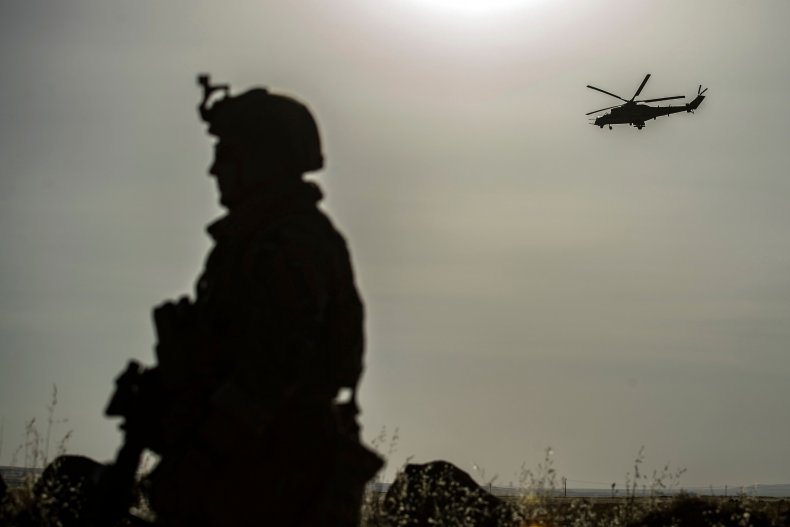 us, military, syria, russia, helicopter