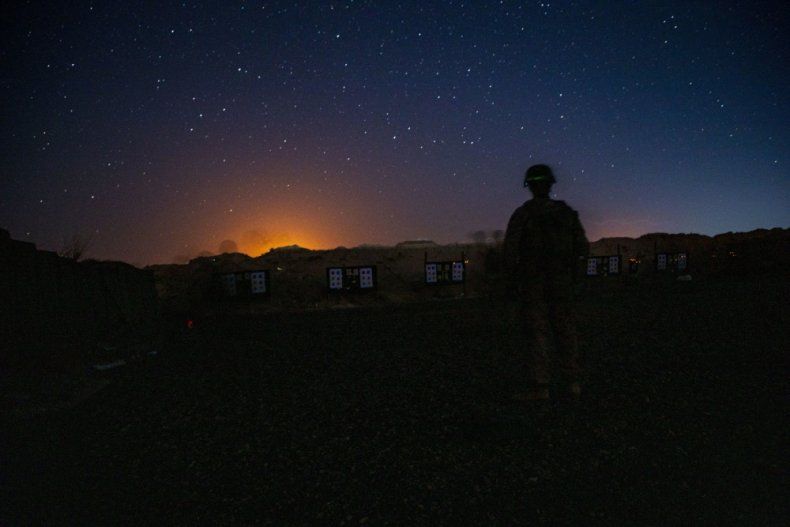 us, marines, syria, combat, range