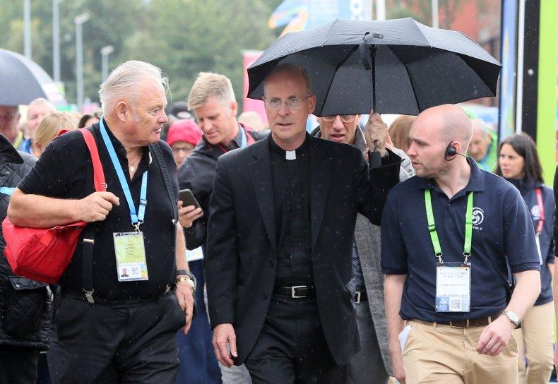 catholic priest father james martin