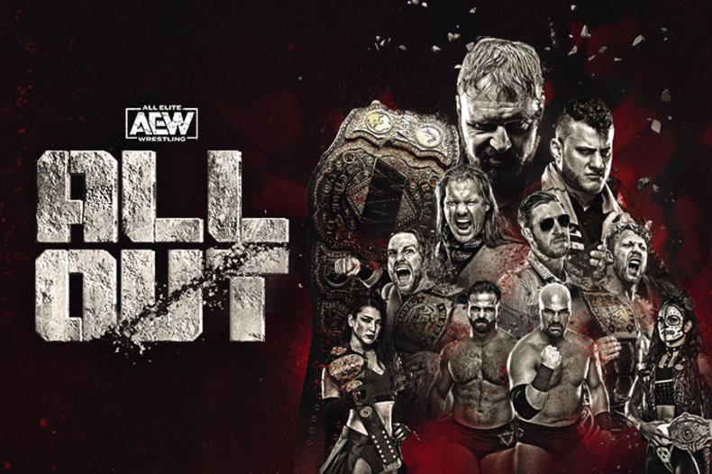 aew all out 2020 poster moxley mjf