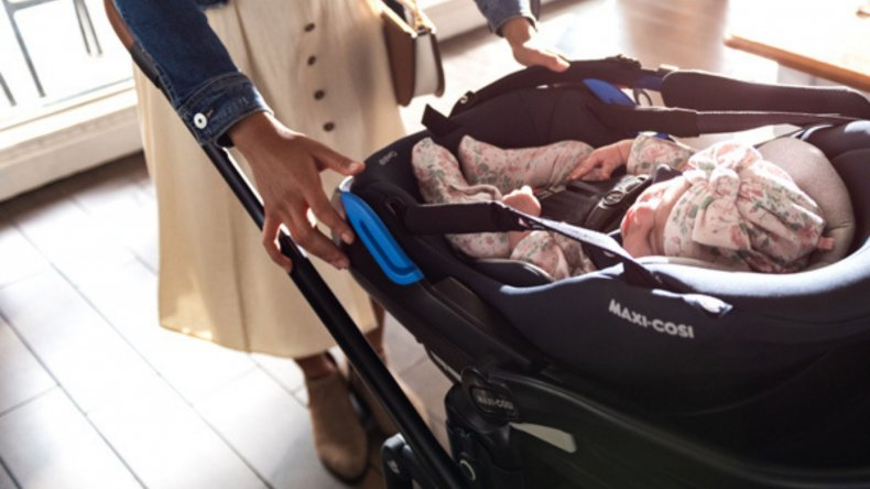 Newsweek AMPLIFY Maxi-Cosi Launches First-Ever Baby Carrier