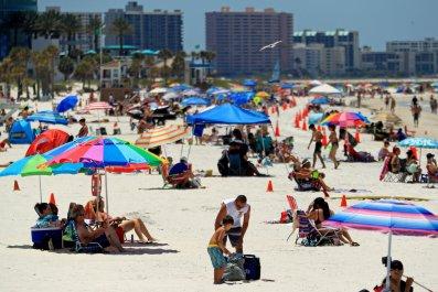 Beaches Labor Day