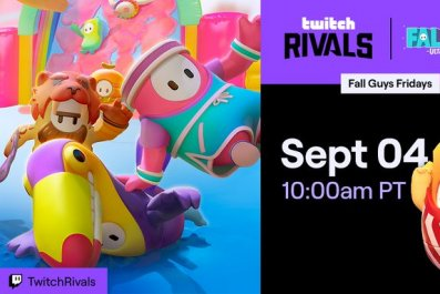 fall guys twitch rivals 2 start time