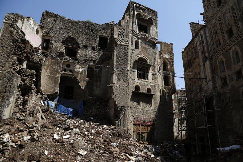 War-torn Yemen, where AQAP is active