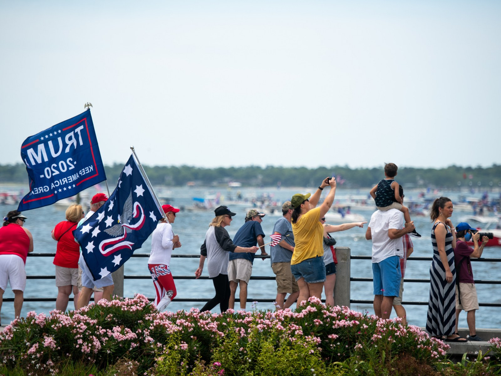 Pro Trump Boat Parades Over Labor Day Weekend To Feature Thousands Of Boats Amid Covid 19 Pandemic