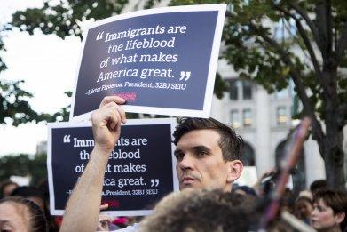 U.S. ICE & Immigration Protest