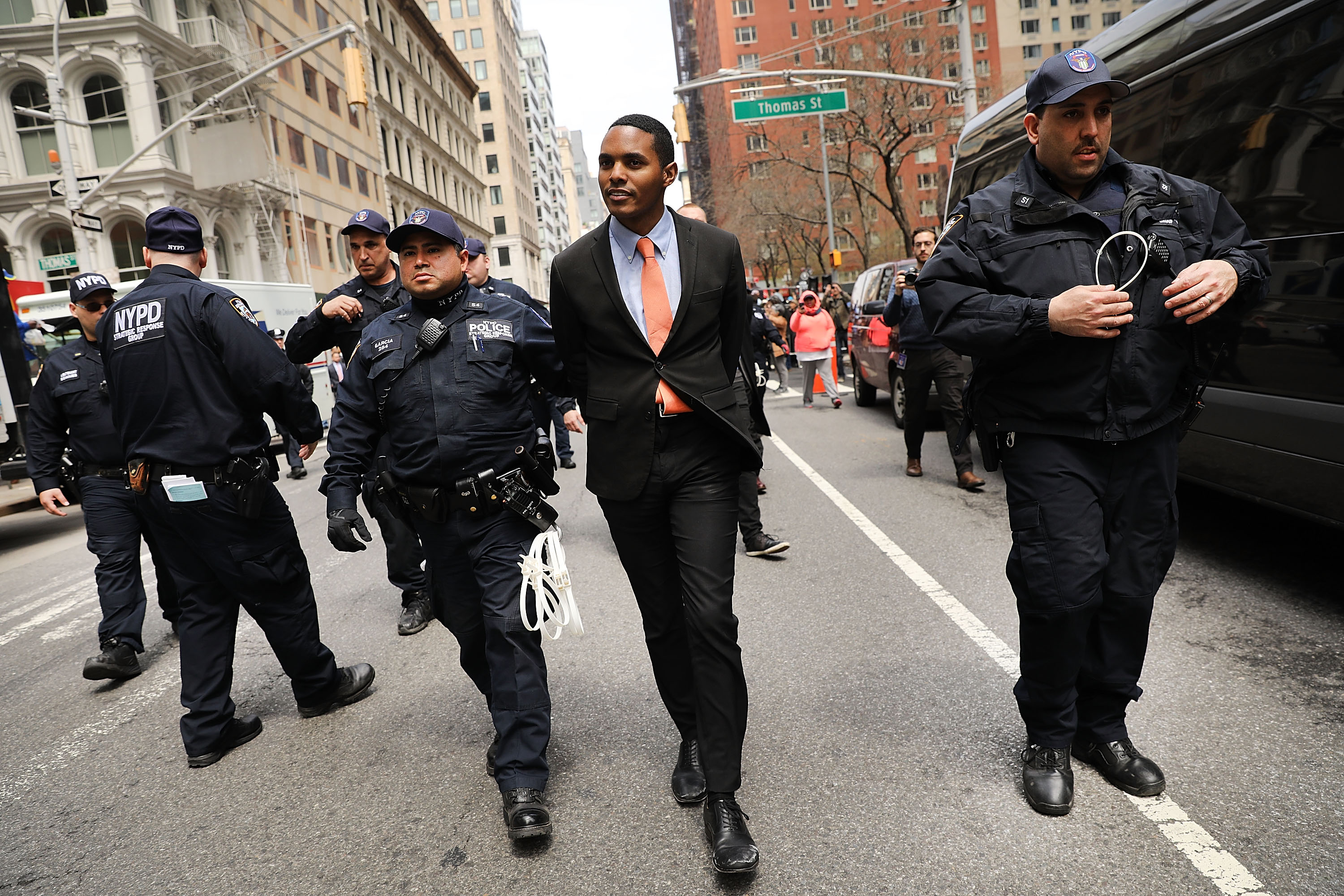 Ritchie Torres slams police union after chief calls him first class w***e