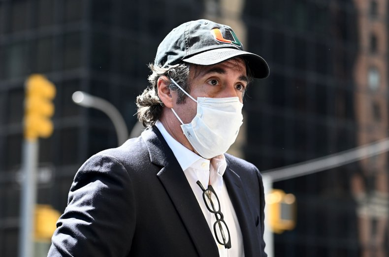 Michael Cohen, Donald Trump, star, witness, book