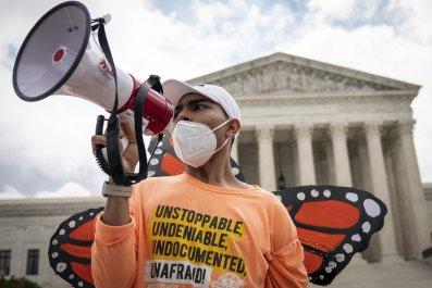 DACA, dreamers, supreme court, Kamala Harris, Trump