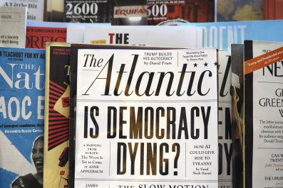 Laurene Powell Jobs, Donald Trump, The Atlantic