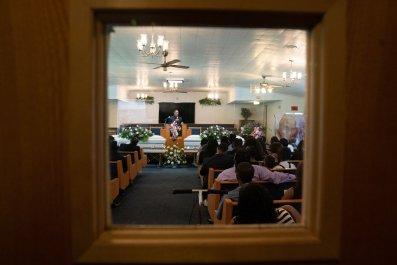 Church service during coronavirus