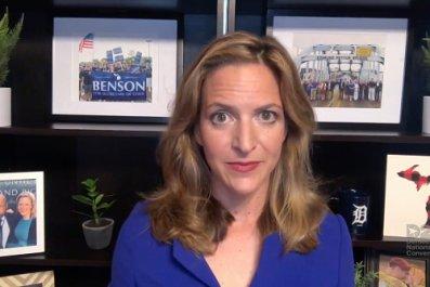 Michigan Secretary of State Jocelyn Benson