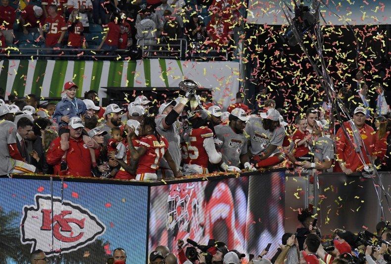 Kansas City Chiefs, Super Bowl LIV