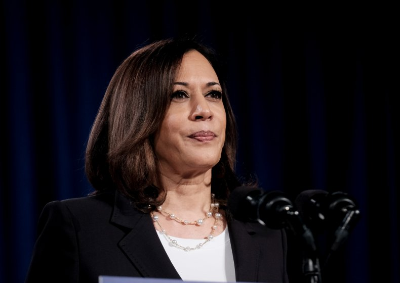 harris campaign event DC August 2020