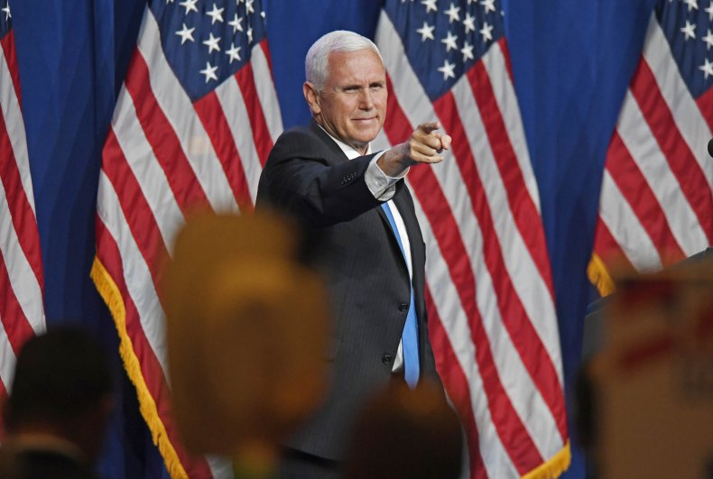 mike pence RNC delegates day one
