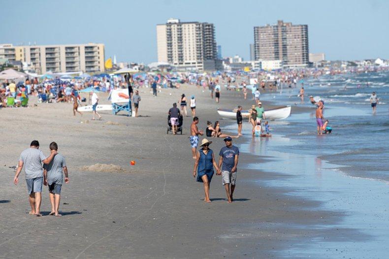 New Jersey Beach Stabbing