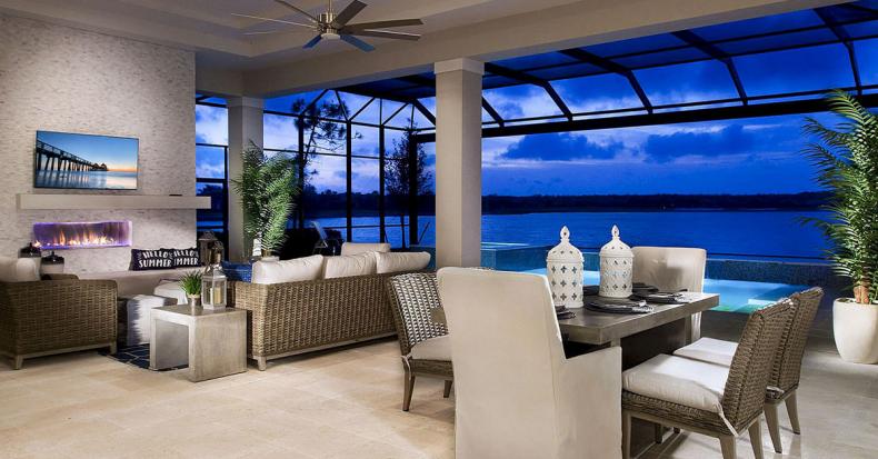 Newsweek AMPLIFY - 12 Best Beach House