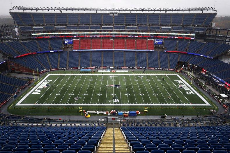 New England Patriots, Gillette Stadium