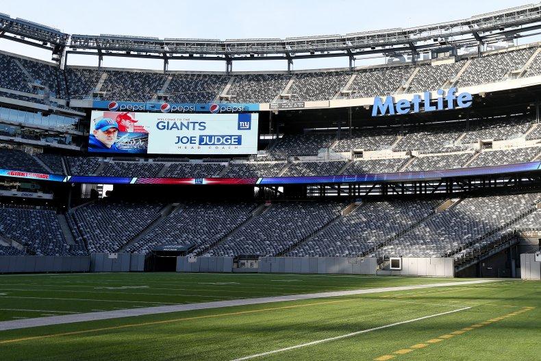 MetLife Stadium, New York Giants