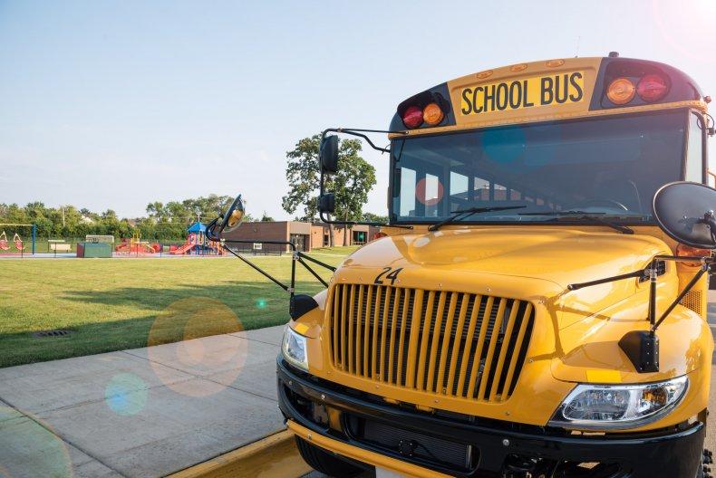 school bus, stock, getty