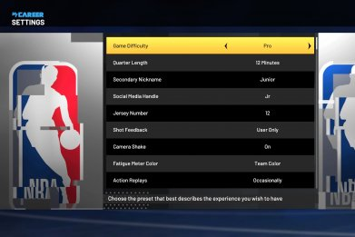 nba 2k21 shooting badge settings