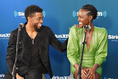 Lupita Nyong'o's Sorrowful Words for Chadwick Boseman