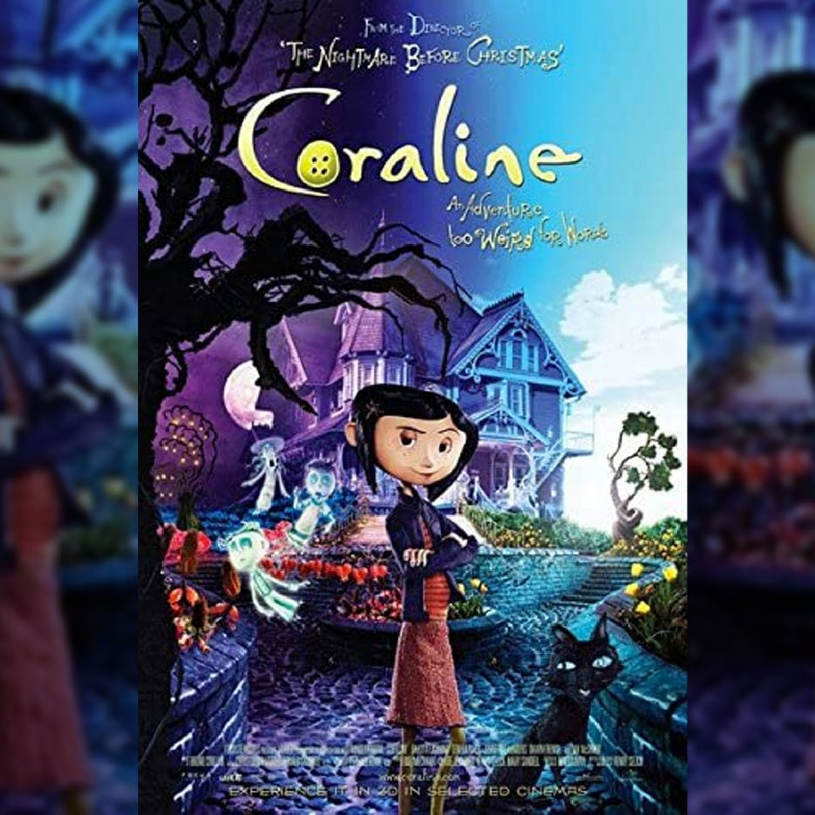 Is Coraline A Horror Movie Film S Lovers Debate Why It Shouldn T Give You Nightmares