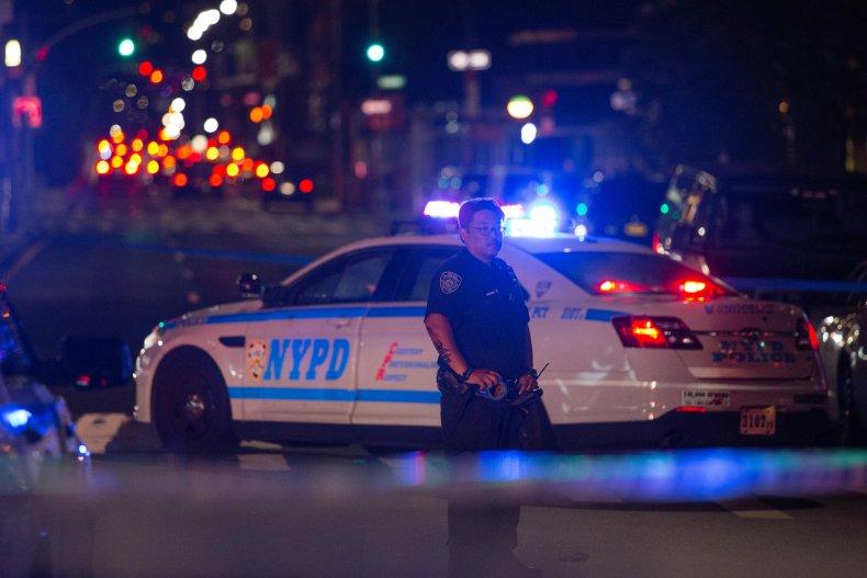 NYPD Brooklyn Crime Surge