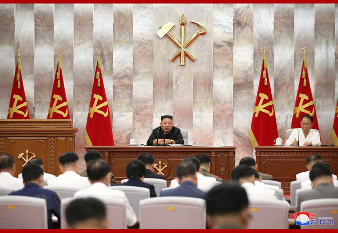 North Korea's Kim Jong Un Hails 'Sacred Combat Mission,' Gets Warm Words from World Leaders thumbnail