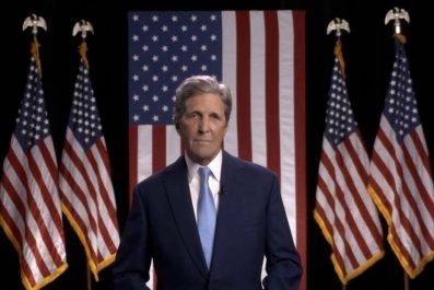 Ex-U.S. Secretary of State John Kerry