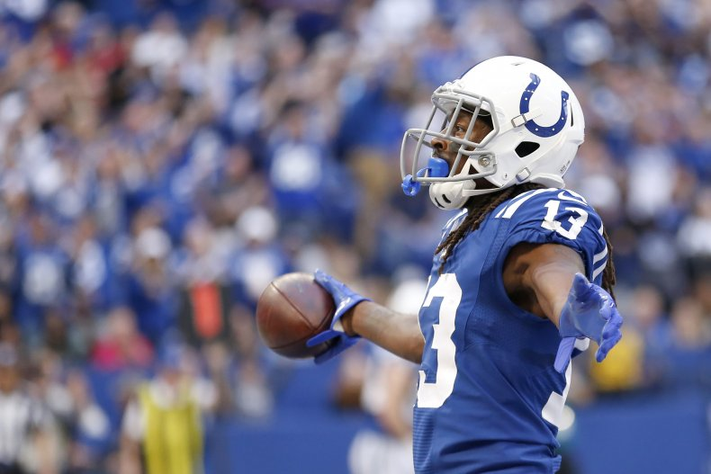 T.Y Hilton, Indianapolis Colts
