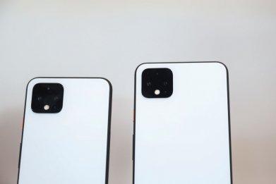 Google Pixel 4 smartphones