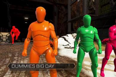 apex legends dummies big day