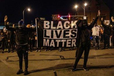 Black Lives Matter in Rochester