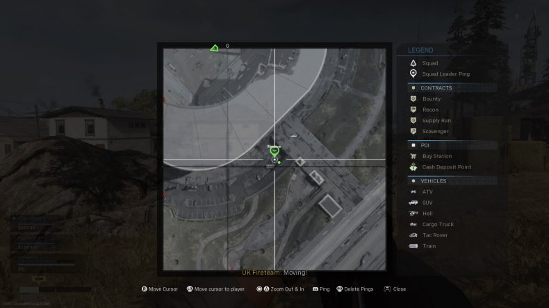 warzone sins of father intel location 4