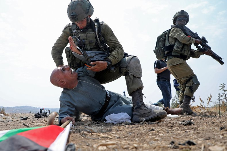Israel, Palestine, annexation, Sudan, UAE, West Bank