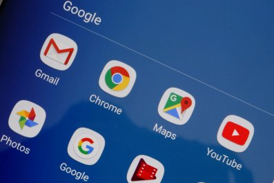 google apps chrome gmail maps youtube photos