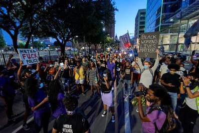 Protests in Texas