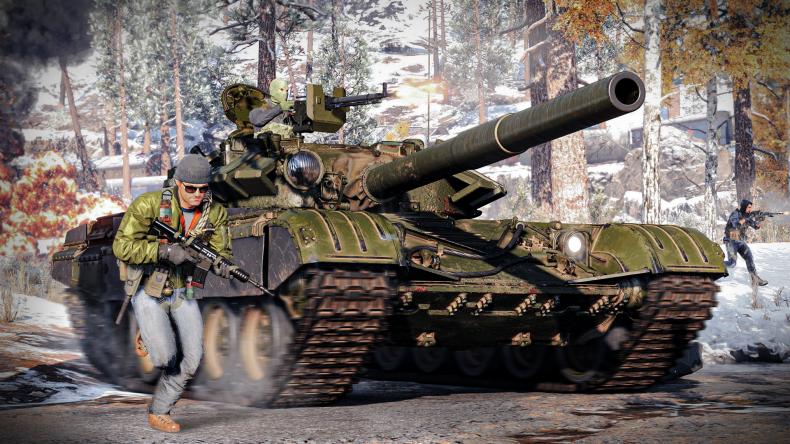 black ops cold war tank