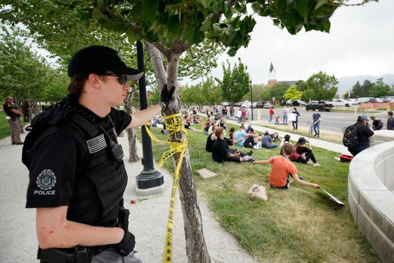 salt lake city police protests 2020